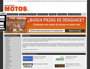 desguacesdemotos.info