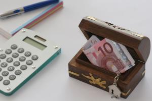 cubrir gastos de empresa